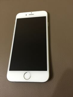 IPHONE 6 SILVER AND WHITE 128GB East Perth Perth City Preview