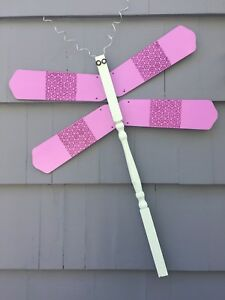 Ceiling fan blade dragonfly