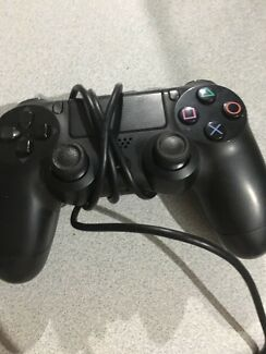 PS4 remote almost new