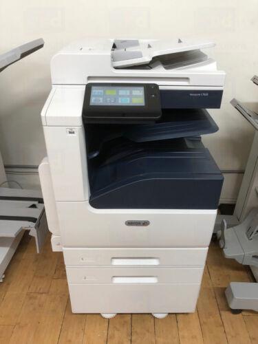 Xerox Versalink C7025 A3 Color Laser Copier Printer Scanner Mfp 25 Ppm C7030