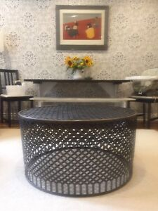 Coffee Table from Crate & Barrel