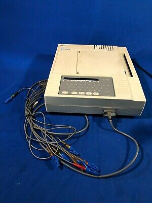 Burdick E350i Electrocardiograph Ekg Monitoring Machine