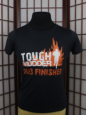 Under Armour Tough Mudder Sz S Shirt Semi Fitted Moisture Wicking Base Layer ()