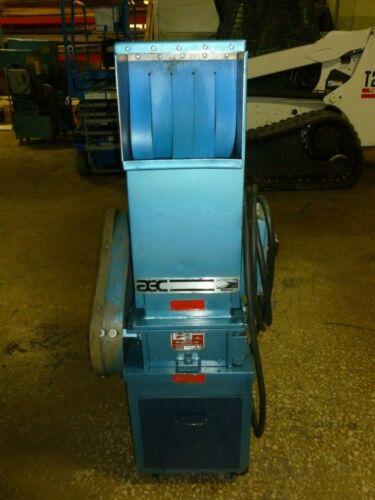 AEC Nelmor Plastic Granulator G810M1 10 x 8 Industrial 5 HP