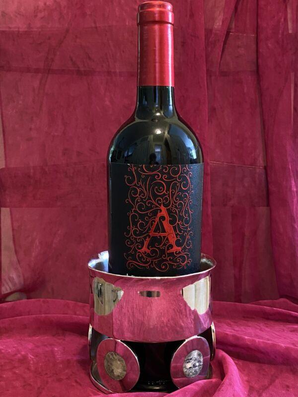 Wolmar Castillo Bottle Coaster