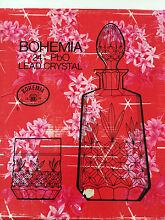 Bohemia 24%Pbo Lead Crystal Highland Park Gold Coast City Preview