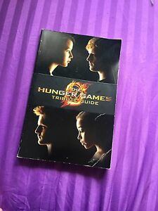THE HUNGER GAMES TRIBUTE GUIDE BOOK Woodcroft Morphett Vale Area Preview