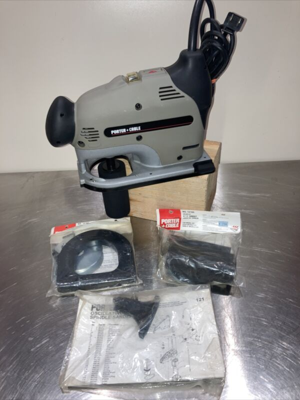 Porter Cable 121 Variable Speed Oscillating Spindle Sander