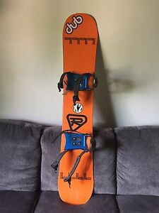 Snowboards and boots!