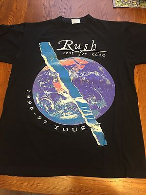 Rush Test For Echo 1996-1997 Tour Size
