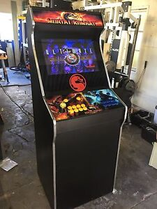 Arcade machine 3000 games Morningside Brisbane South East Preview