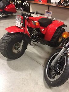 Looking for a 3 wheeler