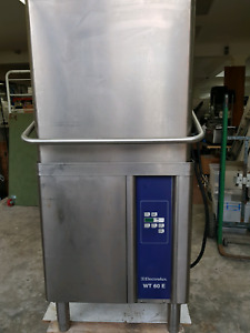 Pass through dish washer Electrolux WT 60 E commercial kitchen ca