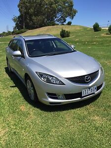 2008 Mazda 6 wagan!! In excellent condition Campbellfield Hume Area Preview