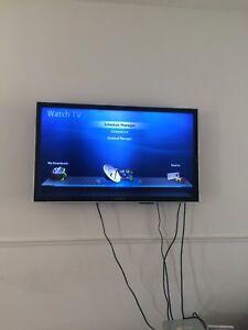Pal/NTSC/SECAM Samsung 40 inch LED TV 110-240 volt world tv