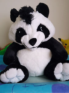 Panda Toy, Used Yarraville Maribyrnong Area Preview