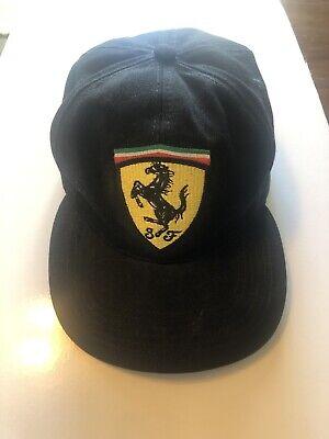 Scuderia Ferrari Formula 1 Baseball Cap 2000 Brazilian Grand Prix