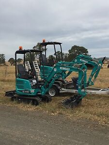 TMT Excavations-Excavator for Dry/Wet Hire (FREE DELIVERY) $250 Lalor Whittlesea Area Preview