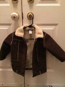 Toddler 3T / 4T fall jacket
