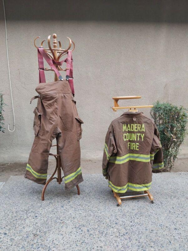 Lion Firefighter Turnout Bunker Set Jacket 5032R  Pants 42R