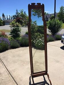 Antique Long Swing Mirror - moving to Ontario must sell