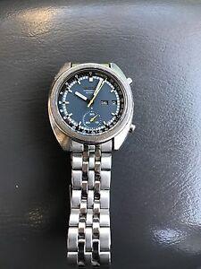 Seiko Chronograph Automatic 1969 vintage men's watch Dandenong Greater Dandenong Preview