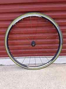 Shimano road bike front wheel/rim Yamanto Ipswich City Preview