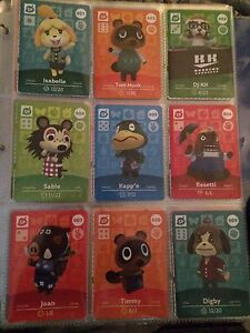 Animal Crossing Amiibo Cards For Sale.
