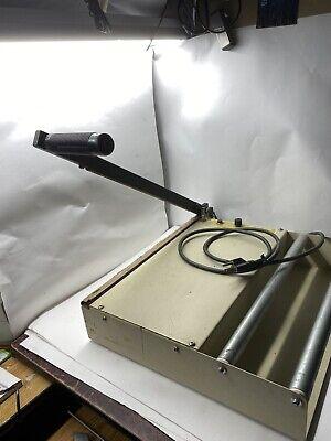 Allied Sergeant Sealer 16 Shrink Wrap Sealer Packaging Machine 160a 120vac 3.0a