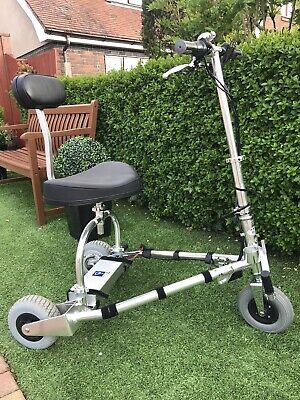 Travel Scoot Folding Mobility Scooter