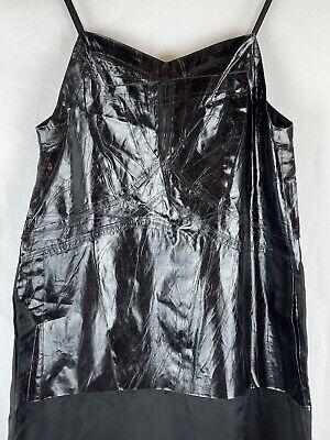MM6 Maison Margiela Dress Black Size:42 (Italy), Made Italy NWT