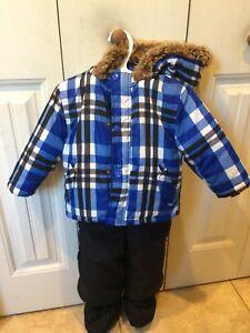 2 piece snowsuit