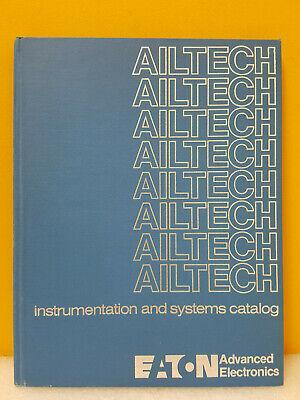 Ailtech Instrumentation Systems Catalog