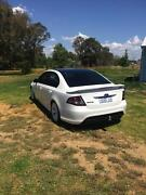 2012 fg xr6 mkII Harvey Harvey Area Preview