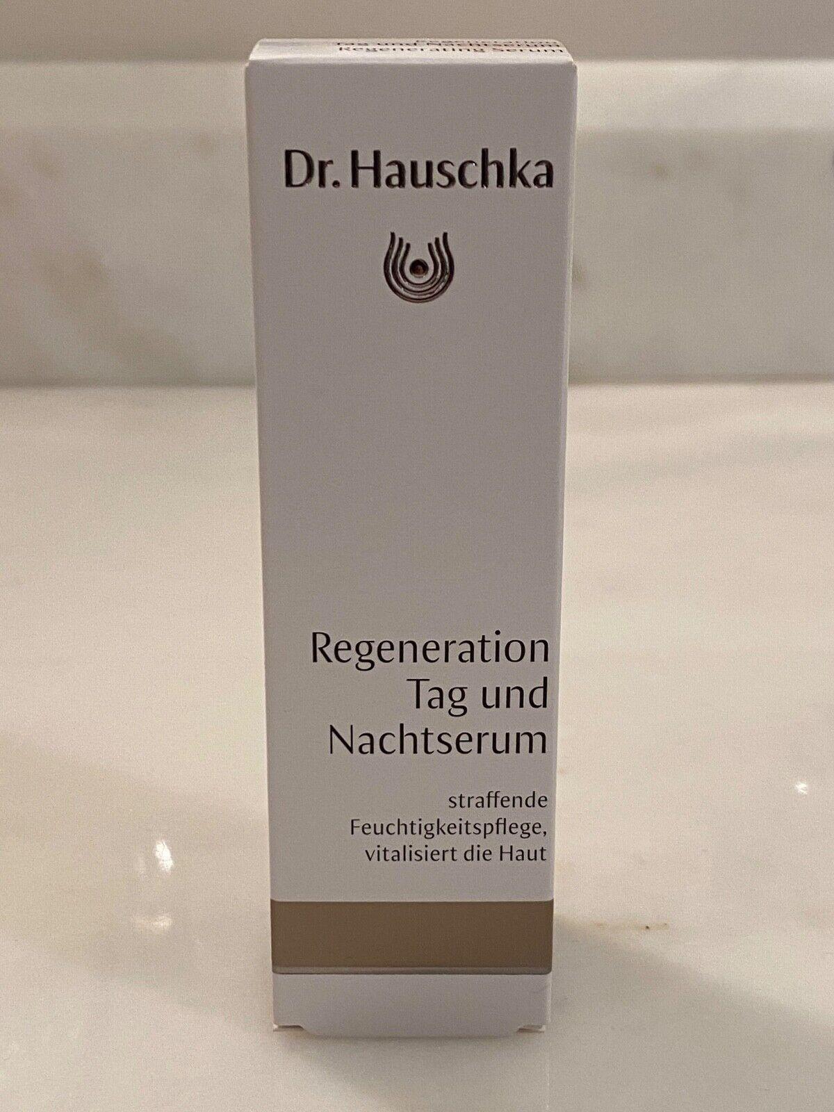 Dr. Hauschka Regeneration Tag und Nachtserum NEU