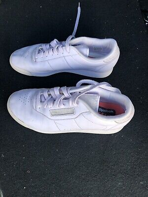 Reebok x Stockholm FACE Lilac trainers   Size 6 (39). Fair Condition.