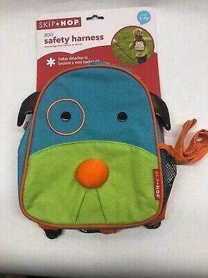 Green//Yellow Teddy Buckle BabySecurity Harness /& Reins