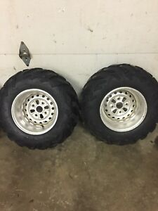 ATV TIRES/rims