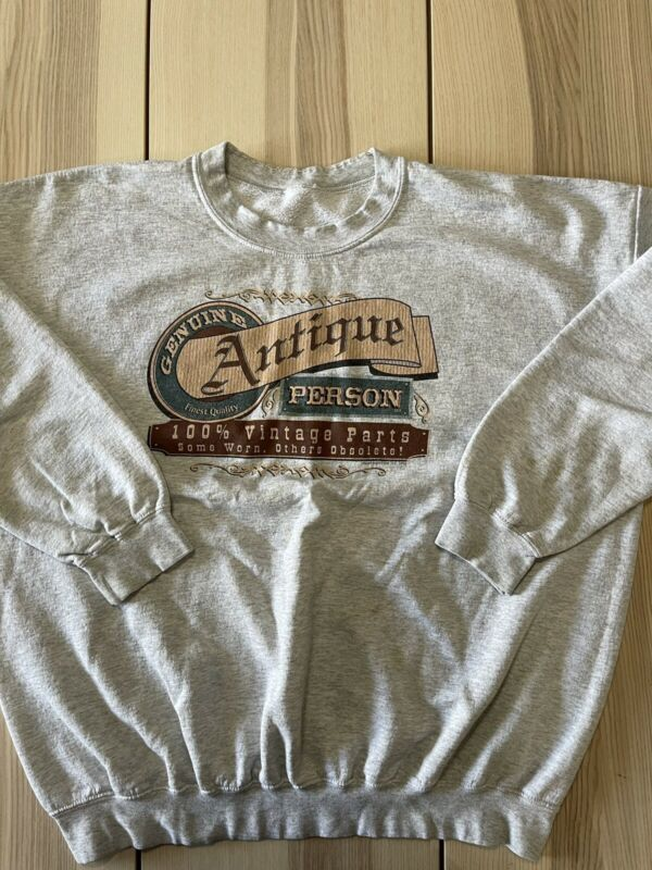 Vintage 1995 Genuine Antique Person Crewneck Sweater