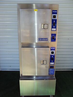 Cleveland Range 24cea10 Ultra 10 Electric Convection Steamer