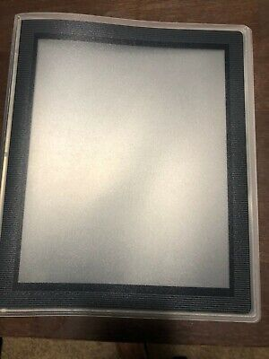 Avery Flexi View 3 Ring Binder 12 Inch Letter 8.5