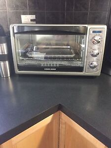 Black & decker convention / toaster oven