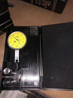 Mahr Dial Test Indicator Type 800srm No. 4308250. 0.002um Excellent