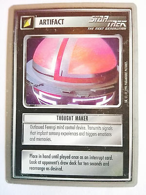 Star Trek CCG - Artifact - Thought Maker (R) Star Trek Sammelkarten