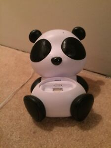 Panda iPhone and iPod charger