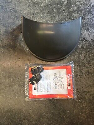 Fibre-metal Hard Hat High Perf. Faceshield Face Shield W Pinblade Adapter