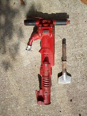 90 Lb. Chicago Pneumatic Jackhammer Breaker