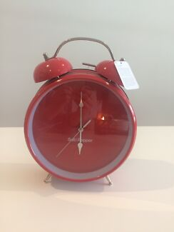 Bell alarm clock from Salt & Pepper
