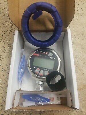 Ametek Crystal Engineering Xp2i Digital Test Pressure Gauge 5000psi