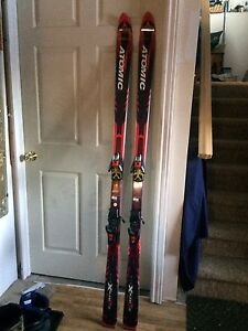 Atomic mega carv x ski for sale